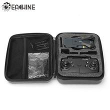 Hard Shell Waterproof Carrying Case Storage Box Handbag for Eachine E58 RC Drone Quadcopter Spare Parts FPV Racing Drone Accs