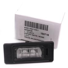 YAOPEI OEM светодиодный номерной знак лампа для A1 A3 A4 A5 A6 A7 Q3 Q5 TT для 2010-2014 4G0943021 4G0 943 021 5N0943021 3AF943021A