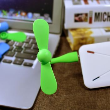 AIFFECT Cute Portable Flexible Mini USB Fan Bendable removable USB Gadgets For all Power Supply USB Output