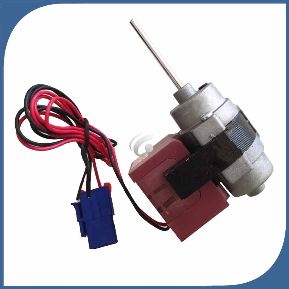 new  good working for Double door switch refrigerator fan motor motor D4612AAA22 D4612AAA18 D4612AAA21 = D4612AAA15-in Refrigerator Parts from Home Appliances