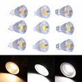 1PC 1pcs Super Bright 3W GU10 LED Bulb DC 12V Dimmable Led Spotlights Warm/Cool White GU 10 LED lamp