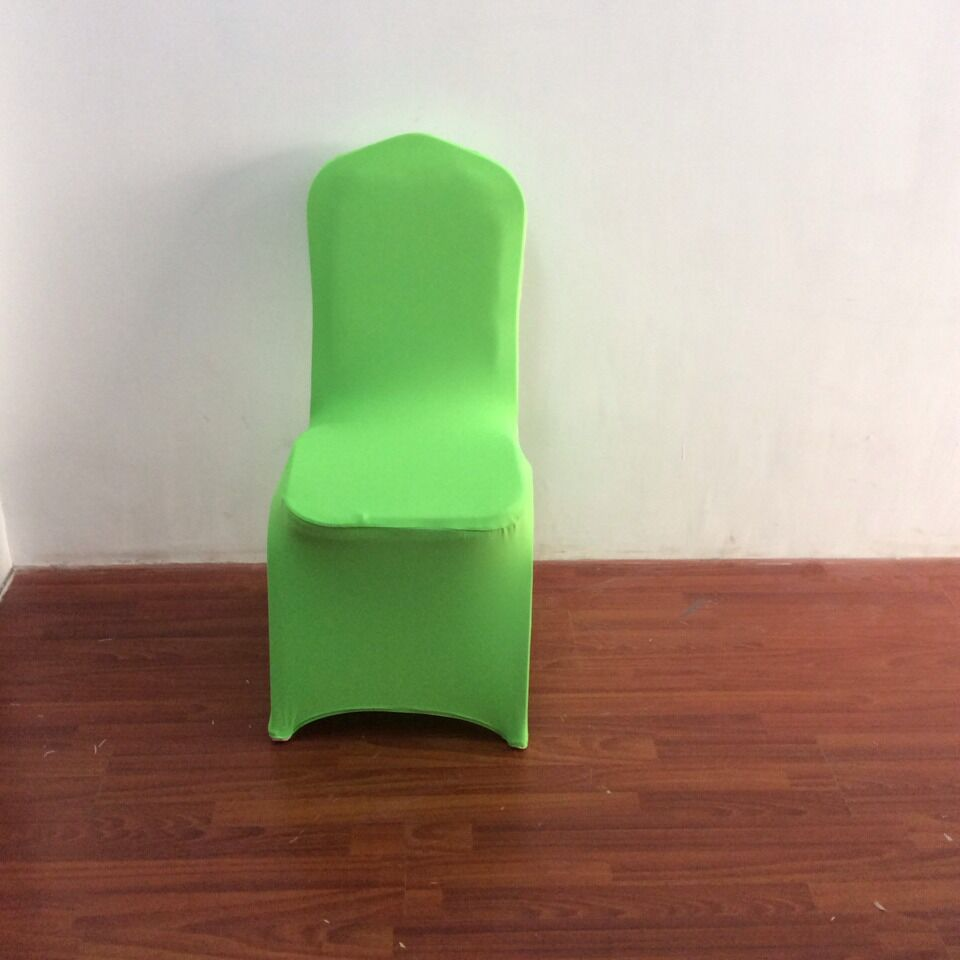 100pcs / A Lot Spandex Apple Green Chair Covers With Round Buckle  Decoration Free Shipping U0026 Factory Price In Chair Cover From Home U0026 Garden  On ...