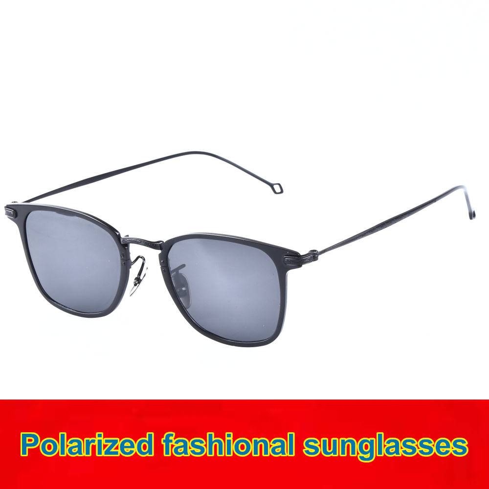 Lightweight Sunglasses men Polarized UV Protection Retro eyewear women for driving climbing travling walking non prescription