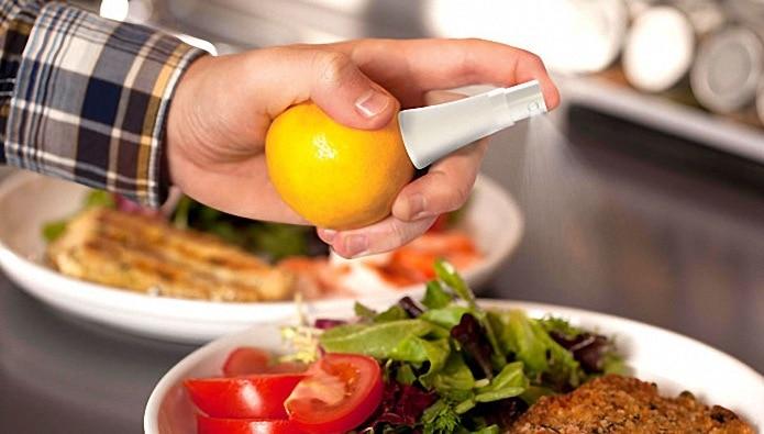 Home Kitchen Gadgets Lemon Sprayer Fruit Juice Citrus Spray Cooking Tools Acceso