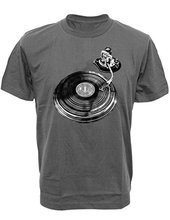 Great Vinyl & Turntable t-shirt