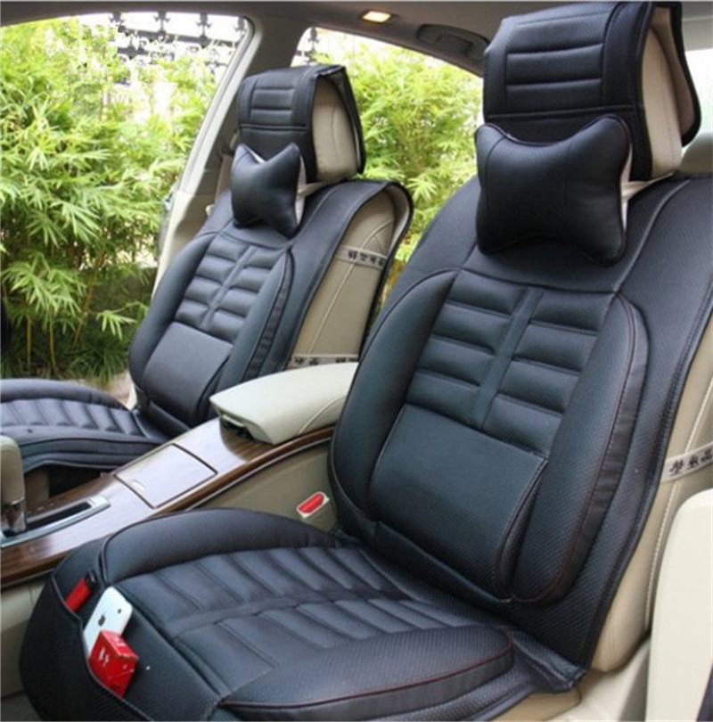 seat covers driver volvo cushion pillows 1997 beige luxury 1992 pair danny universal