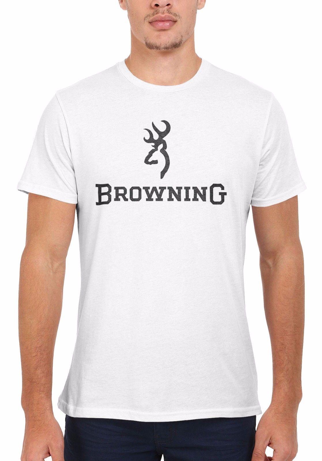 Browninger выстрел huntinger Для мужчин Для женщин жилет унисекс футболка 1764