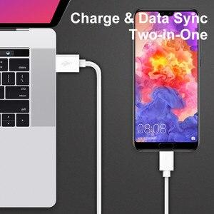 Image 5 - Cáp Micro USB 2A Sạc Nhanh USB Type C Cáp Dữ Liệu Cho Iphone Samsung Xiaomi Máy Tính Bảng Android USB Dây Sạc cáp Sạc