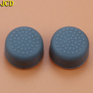 Image 4 - JCD 2 chiếc Silicone Chống Trượt Tăng Cường Cần Điều Khiển Dính Mũ Lưỡi Trai Nintend Switch NS Joy Con Bộ Điều Khiển Tăng cần điều khiển Cầm Bao Da