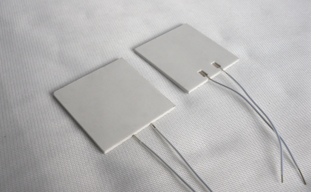 XH - RJ404020 ceramic heating tablets High temperature heating plate 40*40*2mm 12V24V220V & XH RJ404020 ceramic heating tablets High temperature heating plate ...