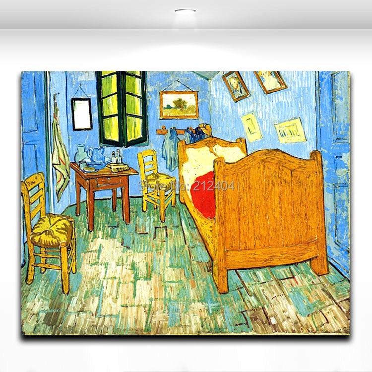 Awesome Van Gogh Camera Da Letto Contemporary - Amazing Design Ideas ...