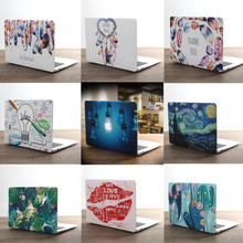 Laptop Case Clear Matte Cover For MacBook Sleeve Notebook Air Pro Retina 11 12 13 13.3 15.4 Inch