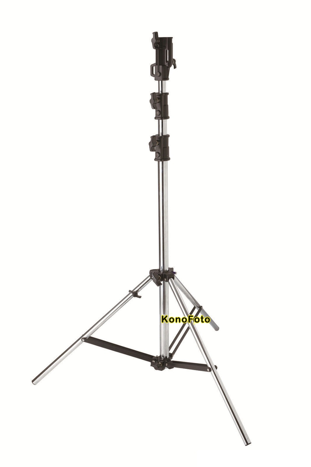 PRO 3.4m Combo Stand Tripod load 40kg for Spotlight 5K