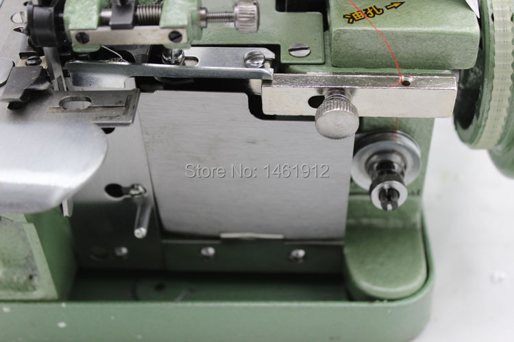 Overlock sewing machine (three line of household kao edge sewing machine Three wire locked stitcher (send motor) GN1 1 a - 3