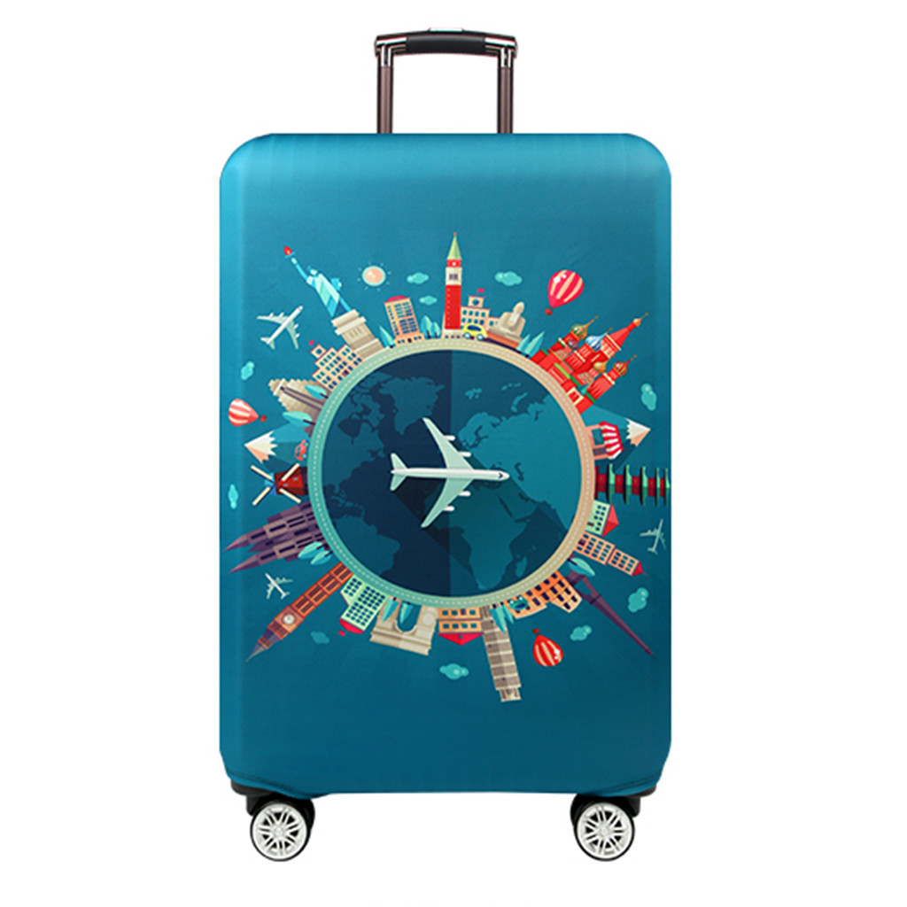 Gepäck & Reisetaschen Beliebte Marke Dicker Reise Gepäck Schutzhülle Stamm Fall Gelten Für 18-32 Koffer Hohe Qualität Maletas De Viaje Con Ruedas Envio