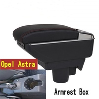 Für Opel Astra Armlehne box