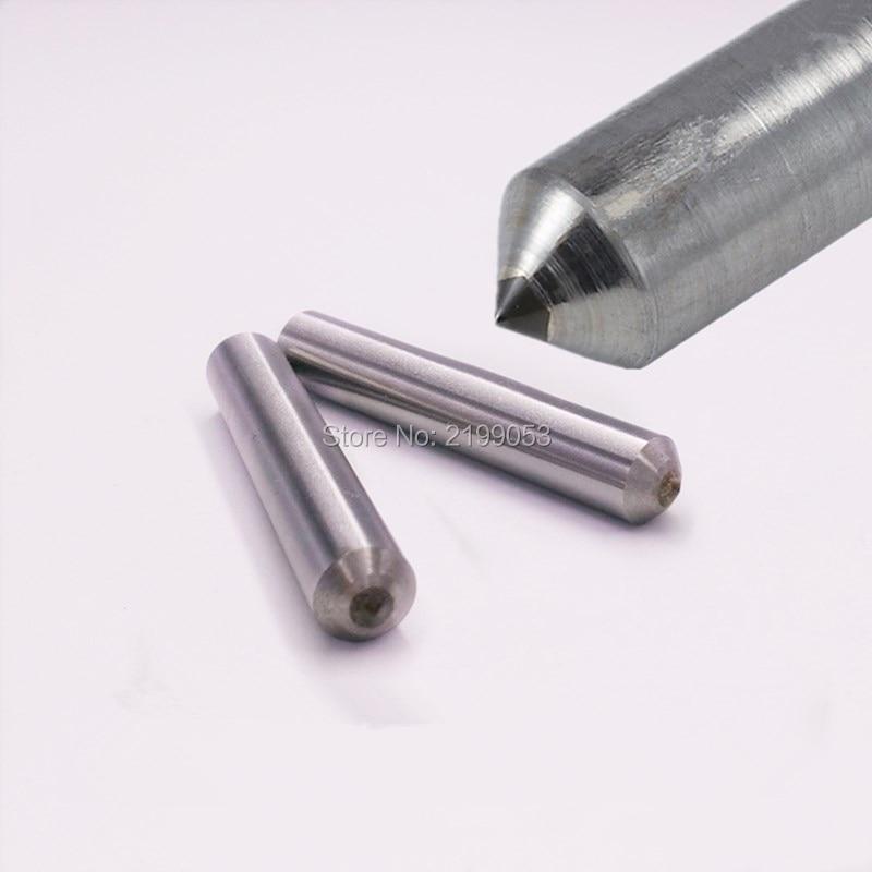 2 pz / lotto 4.36mm * 167mm * 90 gradi macchina per incidere di cnc - Accessori per elettroutensili - Fotografia 4