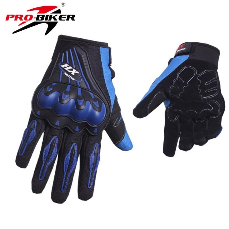Pro-Biker Moto rcycle перчатки moto rbike Moto luvas moto ciclismo para guantes moto cross moto cicleta moto ciclista гоночные перчатки MCS18