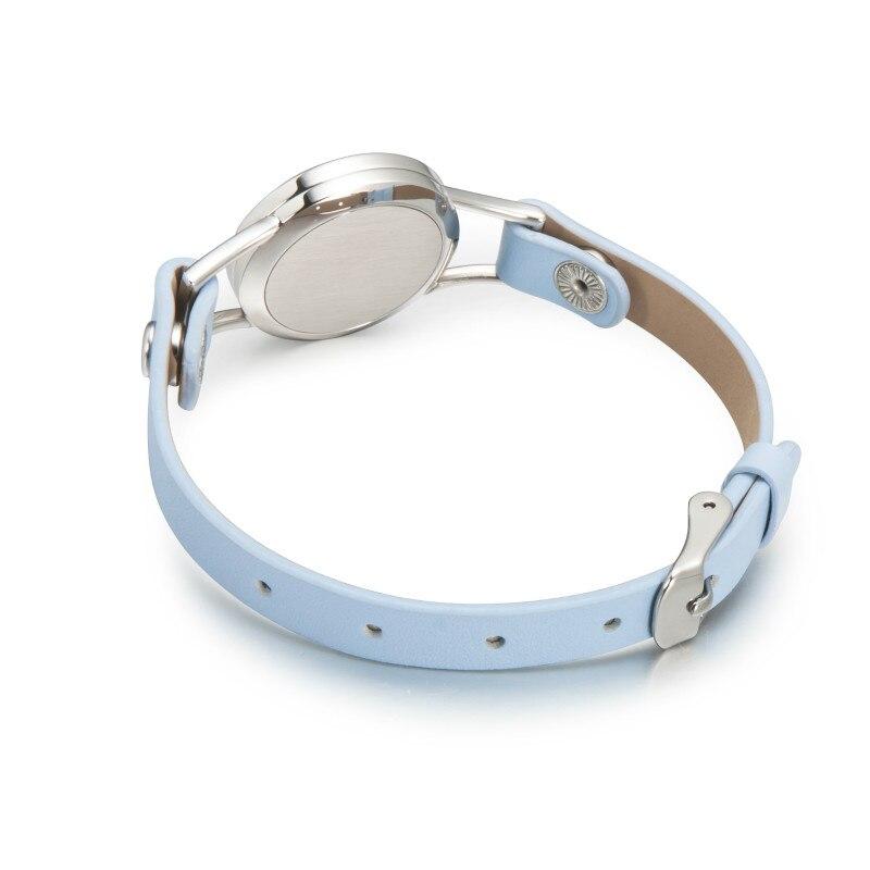 Amazon hot koop rvs Aromatherapie Etherische Olie Diffuser Armband, 316L Medaillon lederen armband gratis pads-in Wikkelarmbanden van Sieraden & accessoires op  Groep 3