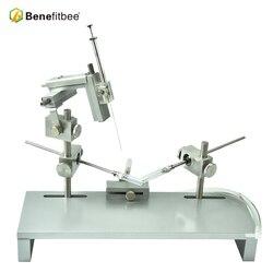 Benefitbee abeja eficiente de equipo profesional abeja reina la inseminación Artificial instrumento Kits de apicultura herramientas
