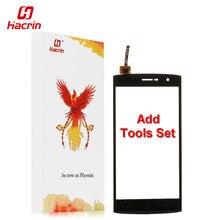 Hacrin Homtom HT7 Pro Pantalla Táctil + Herramientas Set de Regalo 100% Nuevo Ensamblaje del panel de cristal Digitalizador Reemplazo para el teléfono móvil