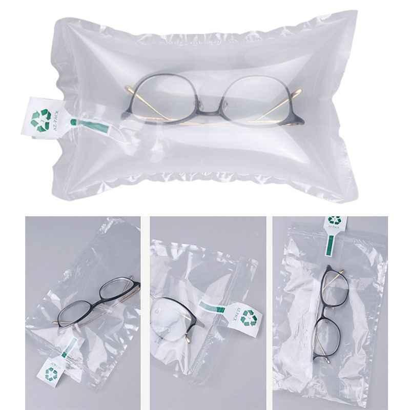 15x25cm Inflatable Buffer Bag Air Cushion Pillow Bubble Wrap Maker Express Package