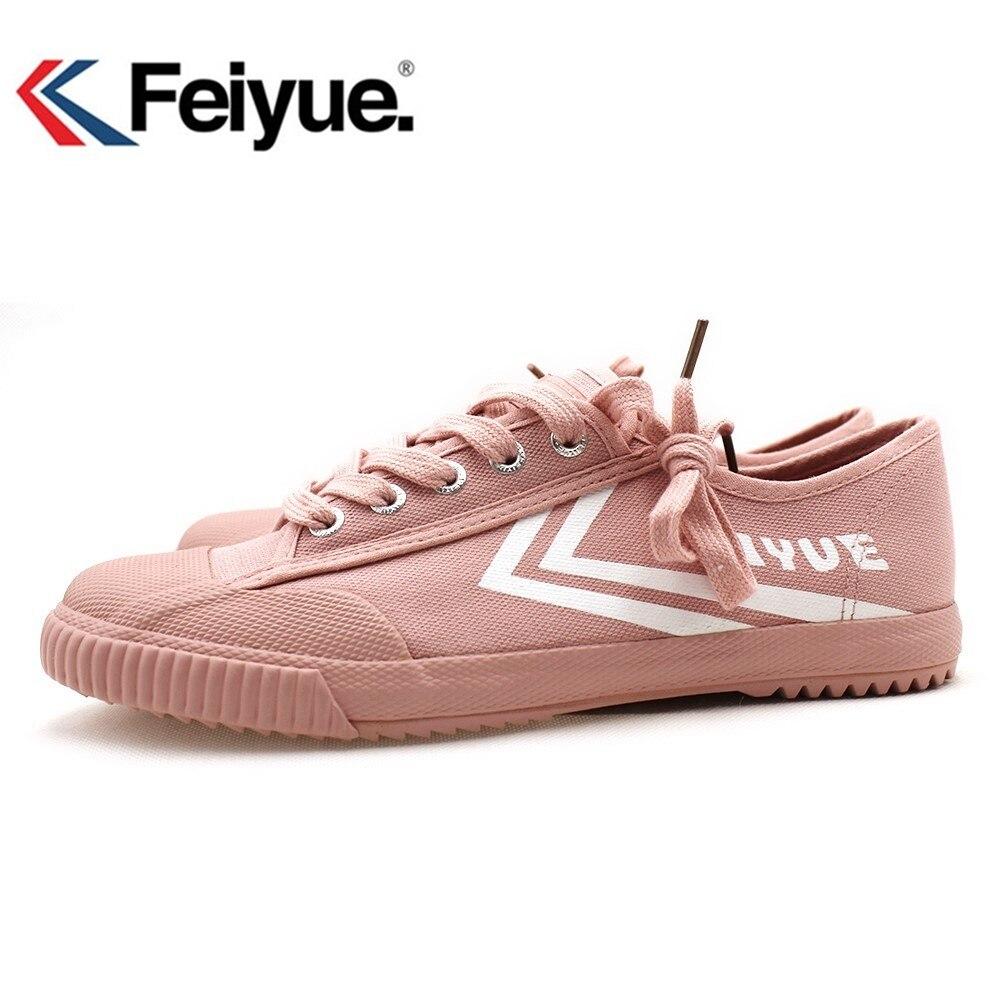 Feiyue chaussures 2019 nouveau modèle femmes hommes chaussures Kungfu arts Martiaux chaussures femmes baskets