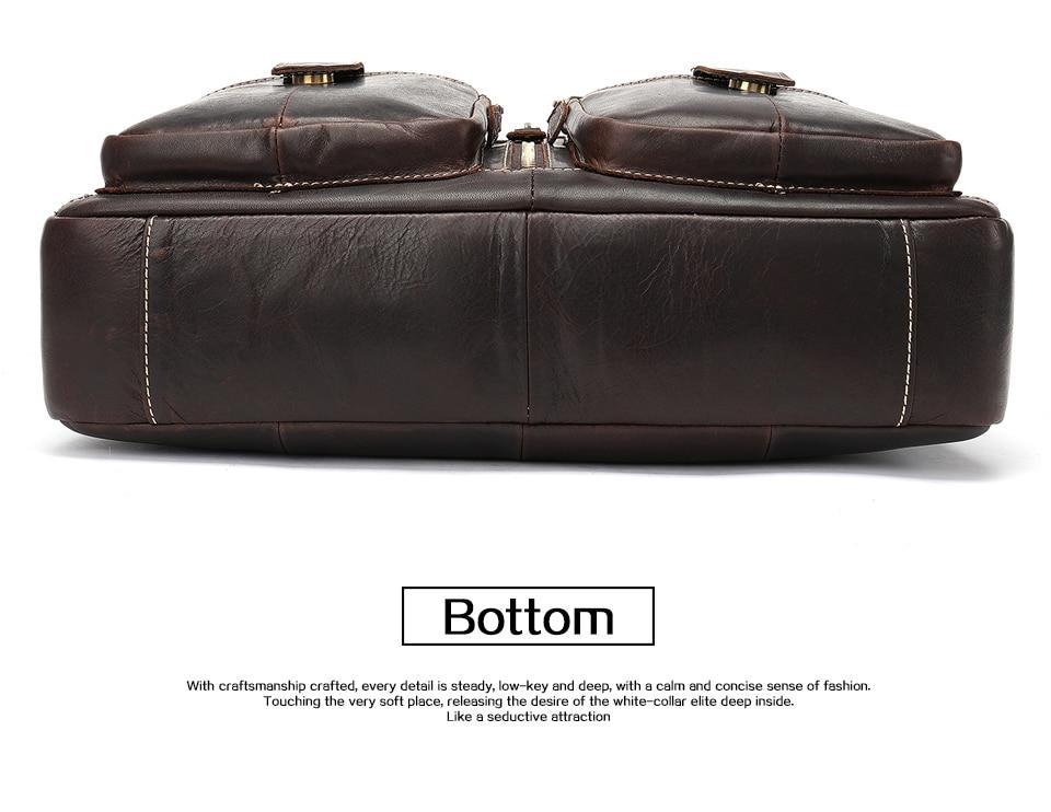 12 leather bag men