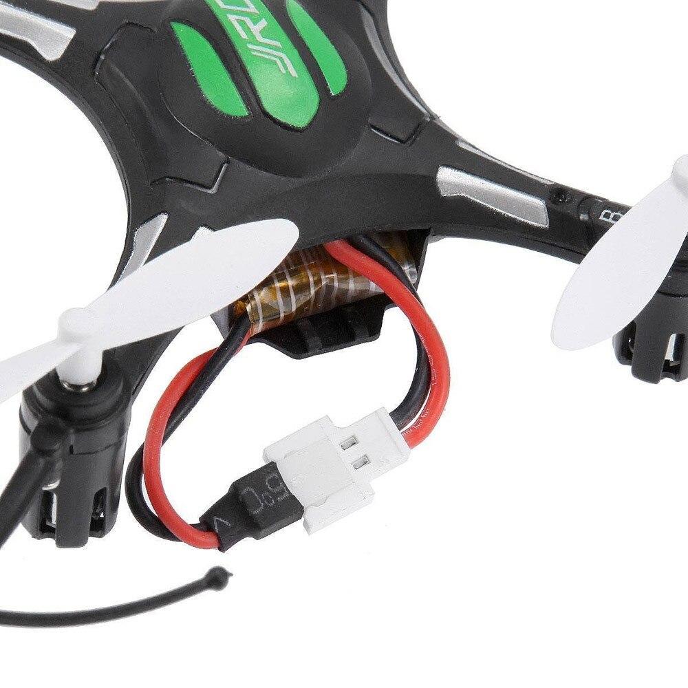 JJRC chaude H8 Mini Sans Tête Mode 2.4G 4CH RC Quadcopter 6 axe Gyro 3D Eversion RTF Drone Jouet pour Enfants Hélicoptère Toys18mar28
