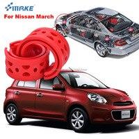 Smrke Voor Nissan March Hoge-Kwaliteit Voor/Achter Auto Auto Schokdemper Veerbuffer Vermogen Kussen Buffer