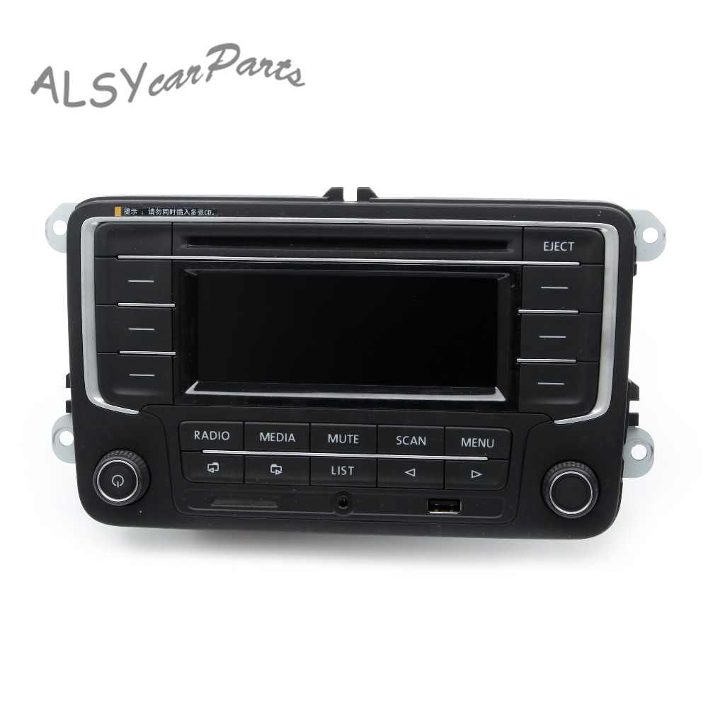 KEOGHS OEM 3AD 035 185 RCD510 Car Radio MP3 Payer with AUX USB SD Memory Card Input For VW Golf MK5 Jetta Tiguan Passat Polo 6R