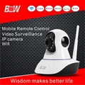 BW Smart Wireless Surveillance Camera IP P2P 1080*720P HD 360 Degree Security Camera Alarm Micro Onvif IP Camera Wifi BW02S