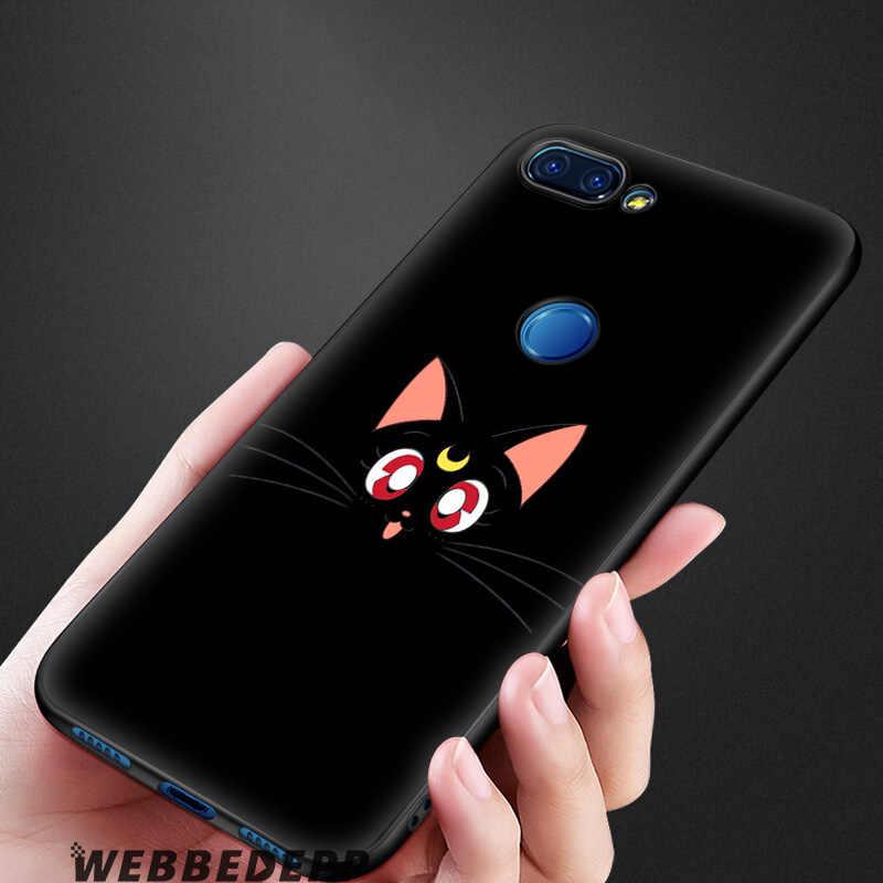 Webbedepp Sailor Moon Gadis Anime Soft Case untuk Xiaomi 9 8 Se 6 A1 A2 Lite MIA1 MIA2 Lite MI8 MI6 Max 3 Pocophone F1