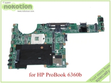 laptop motherboard for hp probook 6360B 48.4KT01.021 643216-001 HM65 GMA HD3000 DDR3