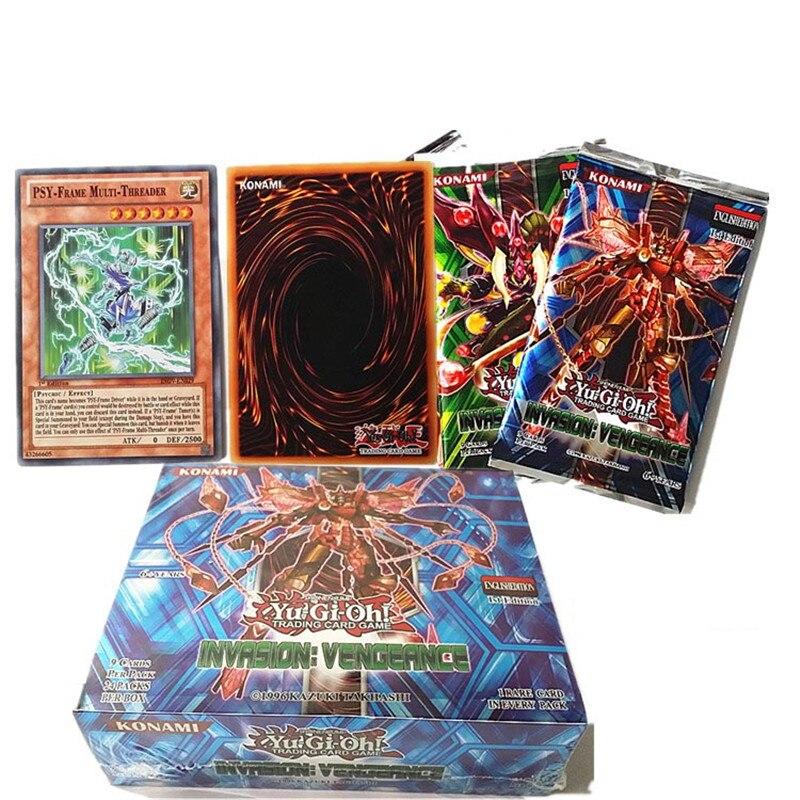 Yugioh Card 216pcs/set Shadow Specters Yu gi oh English Version Pack Toys High Quality Random send
