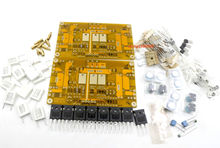 One Pair PASS A3 Single-ended Class A Amplifier Kit 30W+30W