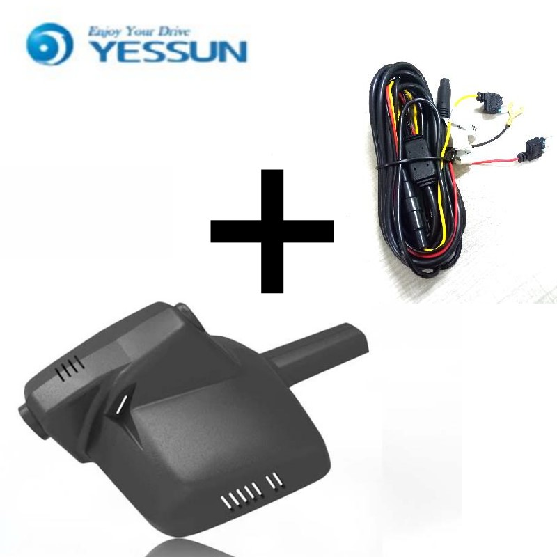 YESSUN For Peugeot 408 / Car DVR Mini Wifi Camera Driving Video Recorder Black Box /Registrator Dash Cam Original Style for skoda octavia2 car driving video recorder dvr mini control app wifi camera black box registrator dash cam original style