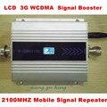 Display LCD!! Mini W-CDMA Repetidor de Sinal de Reforço De Sinal 2100 Mhz 3G WCDMA Amplificador de Sinal de Telefone Celular Amplificador de Sinal De Reforço