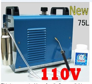2020 New CE Passed 75L Water Acrylic Flame Polishing Machine 110V Polisher Welder Torch