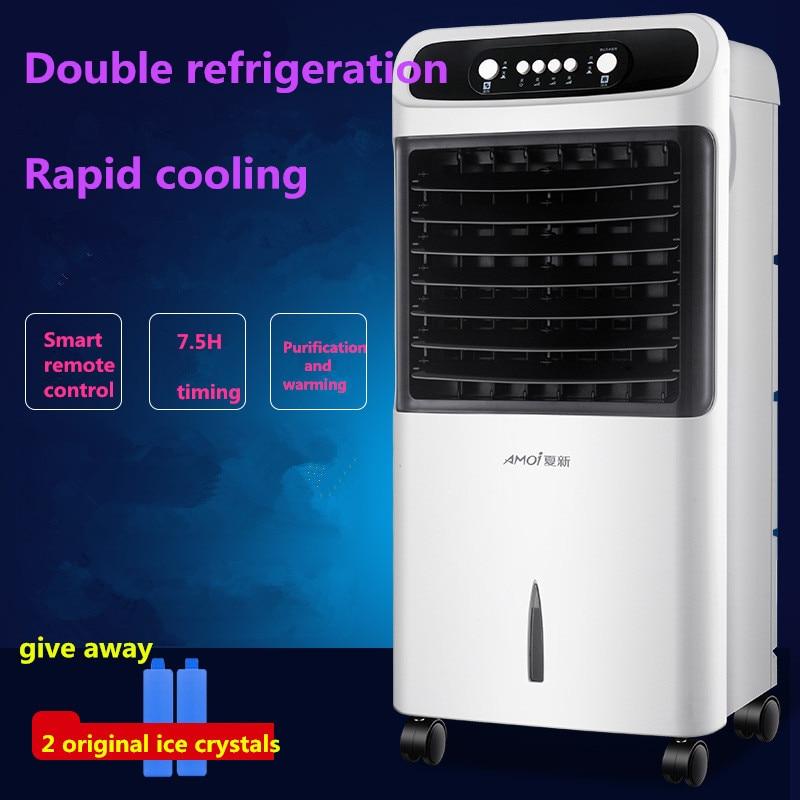 Haushaltsgeräte Einfach Dmwd Hostel Kälte Klimaanlage Fan Einzigen Kalten Typ Conditioner Lüfter Kühler Pad Kühlung Wasser Kühler Matratze Haushaltsgeräte