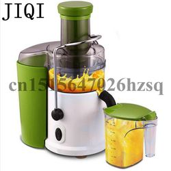 JIQI 1.0L Large diameter juice extractor Automatic juice machine Household Solid food machine