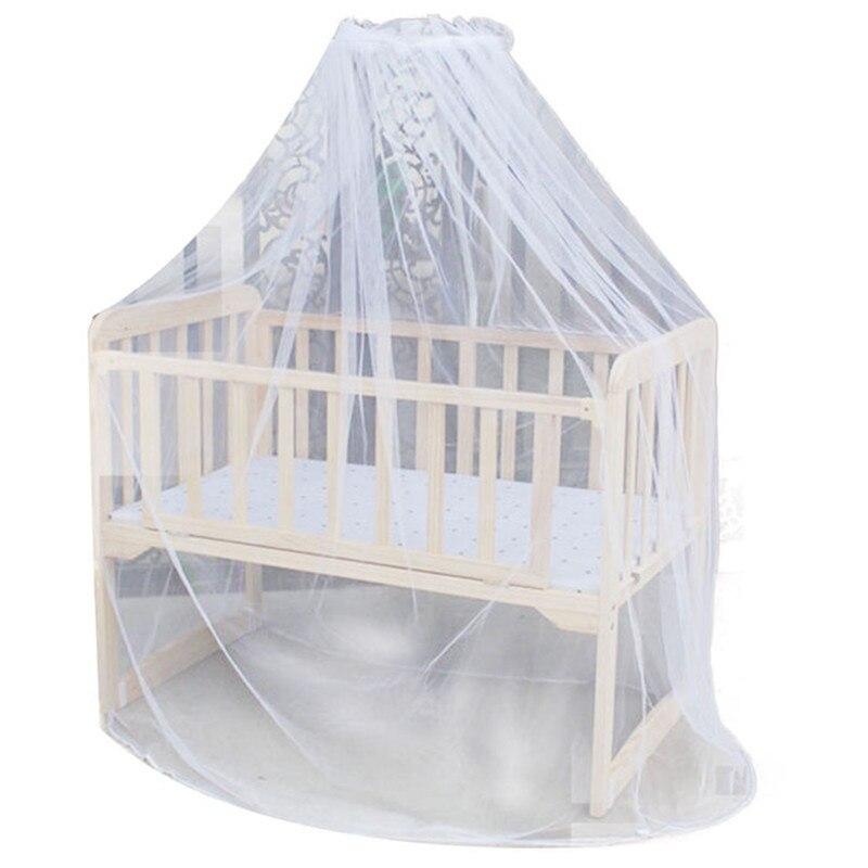 Новый москитный бар Детская кроватка кровать малыш кровать или балдахин для детской кроватки дома мать Москитная сетка Белый