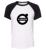 Nuevos hombres de la Venta Caliente 2016 Del Estilo Del Verano de Algodón de Manga Corta Moda Símbolo de VOLVO Car Design Traje Masculino T-Shirt Tamaño S-3XL