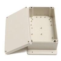 1pc Waterproof Plastic Enclosure Box Electronic Project Instrument Case 200x120x75mm Mayitr
