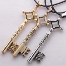Attack On Titan Key Necklace Eren Key Pendant (3 colors)