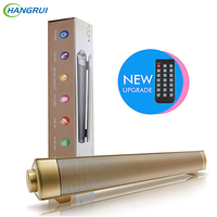 HANGRUI Lp 08 Soundbar Upgrade Version With Remote Control Wireless Bluetooth Speaker Hifi Loudspeaker Music Player