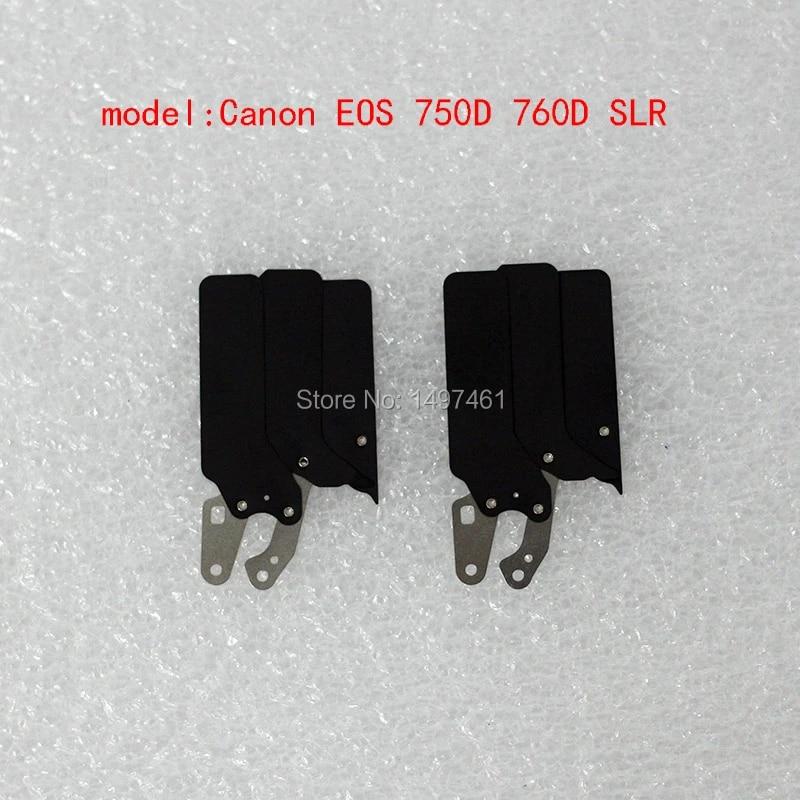 5pcs new shutter blade curtain repair parts for canon eos 750d 760d ds126571 ds126481 slr