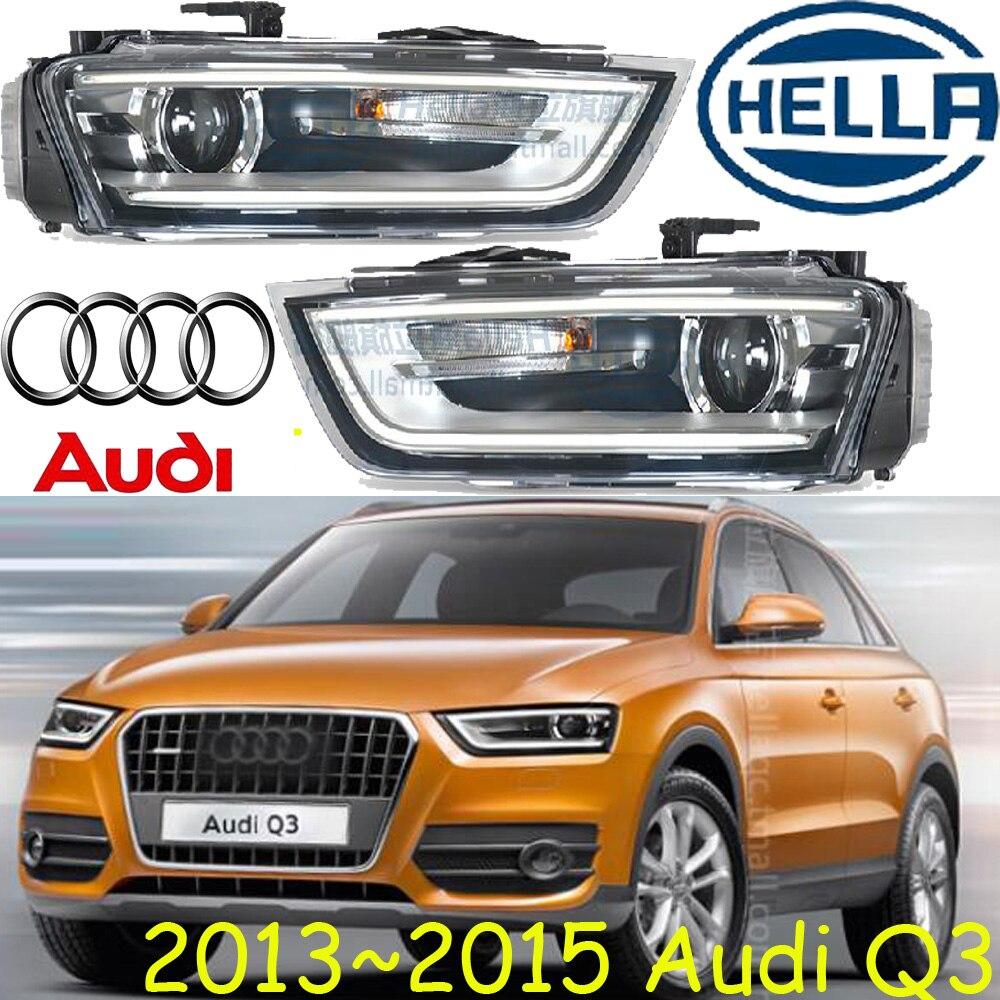 Q3 headlight,2013~2015,Fit LHD,Free ship! Q3 fog light,2ps/set+2pcs Ballast;Q5,Q7,A3,TT,A6,Q3 видеорегистратор f880 lhd в самаре
