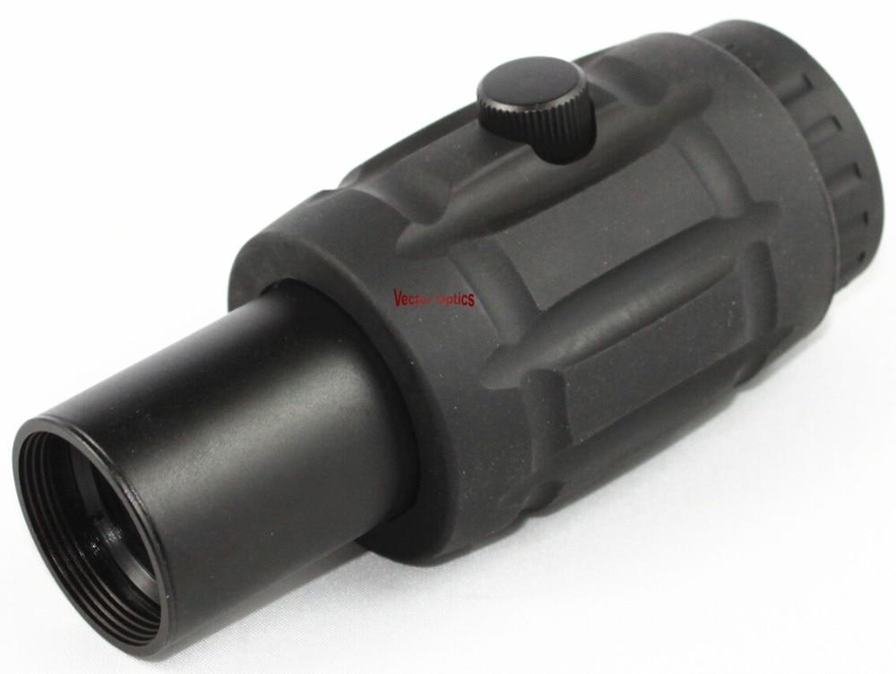 Vector Optics Тактически 3x лупа - На лов - Снимка 2