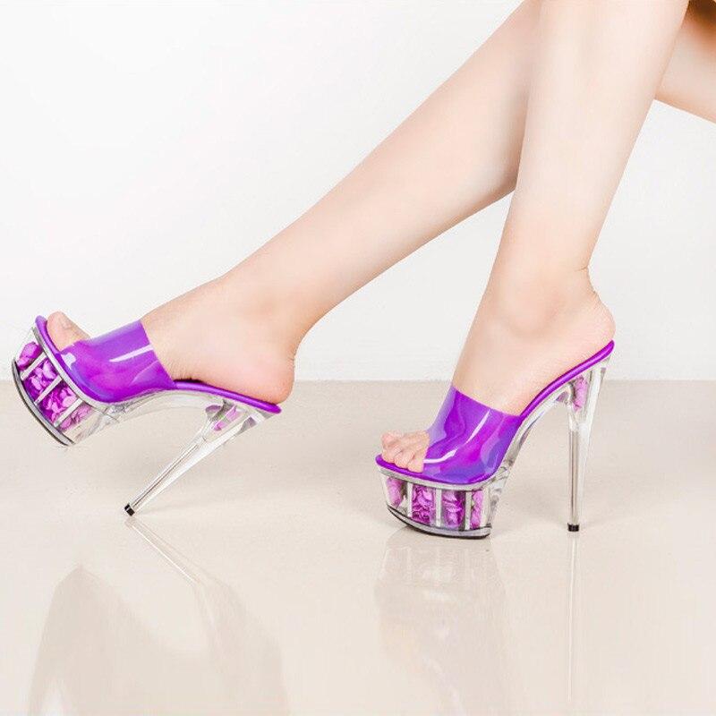 Cristal Boda Candy De Tacón Color Zapatos Verde 15 Plataforma 9YWEH2ID